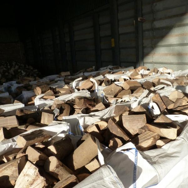 Bags of logs