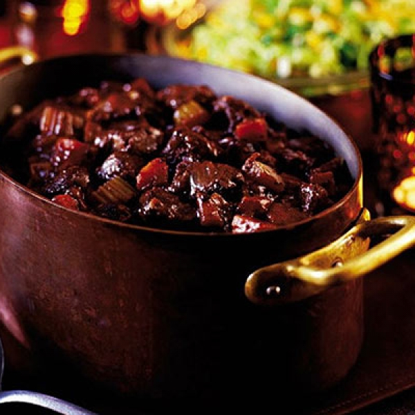 venison braising steak