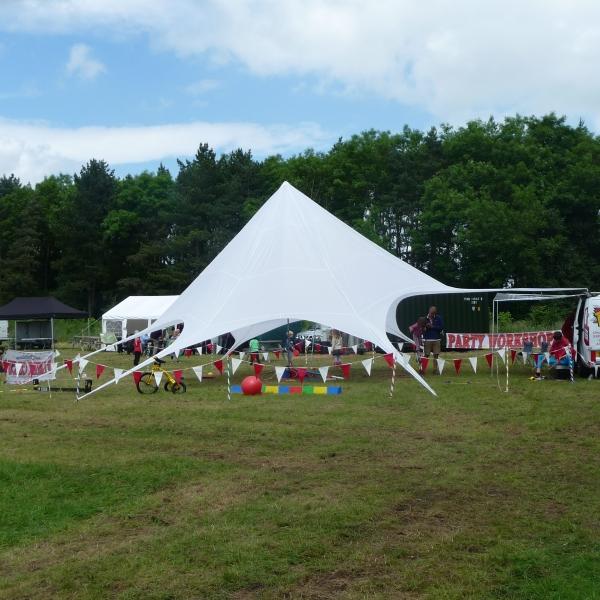 Camping Circus Tent